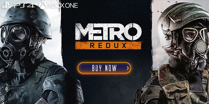 Metro Redux, Switch, Nintendo Switch, Europe, Pre-order, gameplay, features, release date, trailer, screenshots, price, Deep Silver