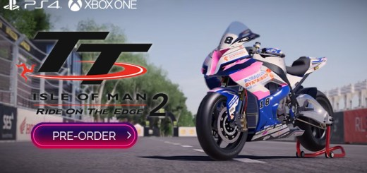 TT Isle of Man: Ride on the Edge 2, PS4, PlayStation 4, Xbox One, XONE, Europe, release date, features, price, pre-order now, trailer, TT Isle of Man: Ride on the Edge II, Bigben Interactive, Kylotonn, Motorcycle Racing Game