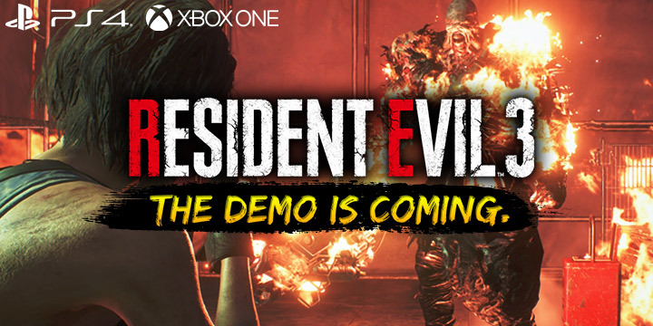 Resident Evil 3, Resident Evil 3 Remake, Resident Evil, BioHazard RE:3, Capcom, Biohazard Resistance 3, Pre-order, Japan, US, Europe, PS4, PlayStation 4, Xbox One, XONE, update, Asia, Australia, demo