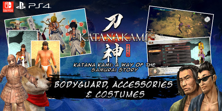 Katana Kami: A Way of the Samurai Story, Spike Chunsoft, Acquire, japan, release date, gameplay, features, ps4, PlayStation 4, Xbox one, xone, switch, Nintendo switch, news, update, price, Katana Kami A Way of the Samurai Story, Katana Kami, Katanakami