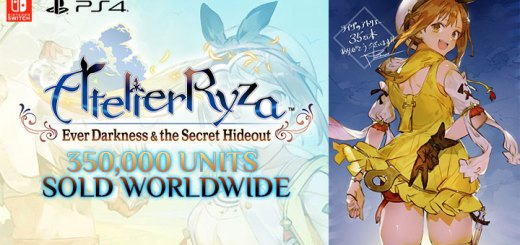 Atelier Ryza: Ever Darkness & the Secret Hideout, Ryza no Atelier: Tokoyami no Joou to Himitsu no Kakurega, Atelier Ryza, PS4, Switch, PlayStation 4, Nintendo Switch, release date, price, buy now, North America, US, Europe, Japan, Koei Tecmo Games, Gust, Sales update, news