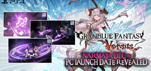 Granblue Fantasy, US, Europe, Japan, release date, trailer, screenshots, XSEED Games, Cygames, update, PlayStation 4, PS4, Pre-order, features, gameplay, DLC, Narmaya, PC Launch Date, Granblue Fantasy Versus