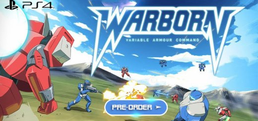 Warborn, PS4, PlayStation 4, Europe, release date, features, price, pre-order now, trailer, PQube Games, Raredrop Games