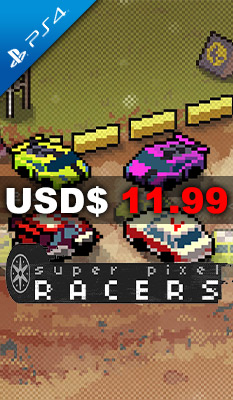 SUPER PIXEL RACERS (MULTI-LANGUAGE) H2 Interactive