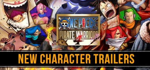 One Piece: Pirate Warriors 4, One Piece, Bandai Namco, PS4, Switch, PlayStation 4, Nintendo Switch, Asia, Pre-order, One Piece: Kaizoku Musou 4, Pirate Warriors 4, Japan, US, Europe, trailer, update, features, release date, screenshots, trailer, Charlotte Katakuri, Vinsmoke Reiju, Vinsmoke Ichiji, Vinsmoke Niji, Vinsmoke Yonji