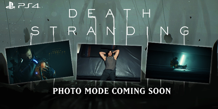 Death Stranding, PS4, PlayStation 4, Us, Europe, Japan, gameplay, features, trailer, update, Kojima Productions, Photo Mode