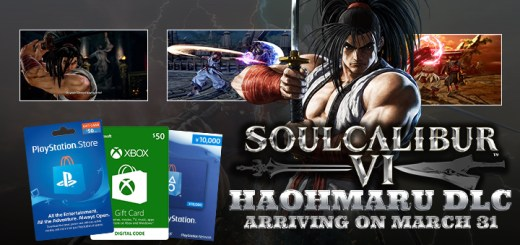SoulCalibur, SoulCalibur VI, PS4, XONE, PlayStation 4, Xbox One, Us, Europe, Australia, Japan, Asia, update, DLC, Haohmaru, Samurai Shodown