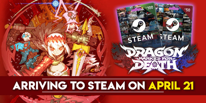 Dragon Marked for Death, Nintendo Switch, Switch, Japan, gameplay, features, release date, price, trailer, screenshots, PC, Steam