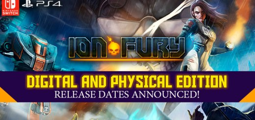 Ion Fury, Voidpoint, 3D Realms, Switch, Nintendo Switch, Playstation 4, PS4, Europe, release date, gameplay, features, price, pre-order, Bombshell prequel, 1C Entertainment