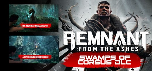 Remnant: From the Ashes, PS4, XONE, PlayStation 4, Xbox One, Europe, gameplay, features, release date, trailer, screenshots, price, Perfect World Entertainment, THQ Nordic, DLC, Swamps of Corsus, US