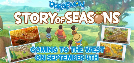 Doraemon Story of Seasons, Doraemon, Doraemon: Nobita's Story of Seasons, ドラえもん のび太の牧場物語, PlayStation 4, PS4, Japan, Bandai Namco, pre-order, gameplay, features, release date, price, trailer, screenshots, Western release, update
