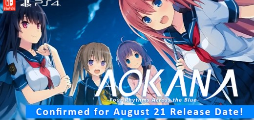 Aokana Four Rhythms Across the Blue, Aokana- Four Rhythms Across the Blue, Aokana, Switch, Nintendo Switch, Europe, PS4, Playstation 4, Gameplay, price, pre-order now, PQube, screenshots, Sprite, trailer, update, release date in the west, Western Release
