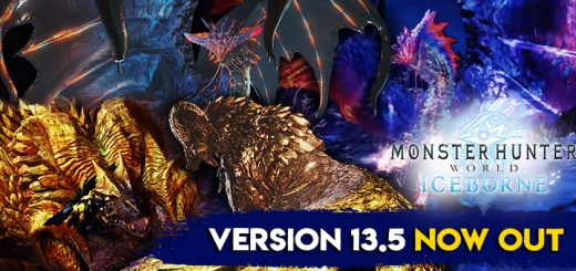 Iceborne, Monster Hunter World Iceborne, Monster Hunter World: Iceborne Master Edition, Monster Hunter World, Master Edition, PlayStation 4, Xbox One, North America, US, Japan, Asia, Europe, Capcom, update, Australia, news, patch notes, features, gameplay, price, free update, ver 13.5, version 13.5