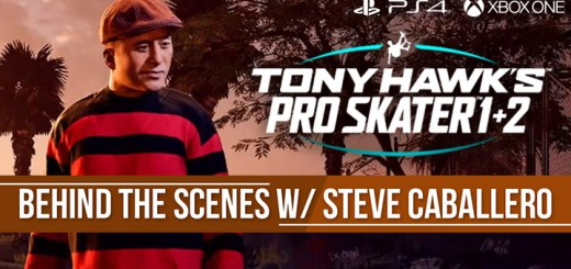 Tony Hawk's Pro Skater Remaster, Tony Hawk's Pro Skater 1 + 2, Tony Hawk's 1 and 2, Activision, Vicarious Visions, Release date, Gameplay, US, North America, Europe, features, PS4, Playstation 4, Xbox One, XONE, trailer, screenshots, news, update, behind the scenes, Steve Caballero