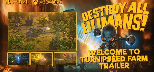 Destroy All Humans!, Black Forest Games, THQ Nordic, Europe, North America, US, release date, gameplay, features, price, pre-order now, trailer, Destroy All Humans! Remake, news, update, Turnipseed Farm Trailer, Welcome to Turnipseed Farm