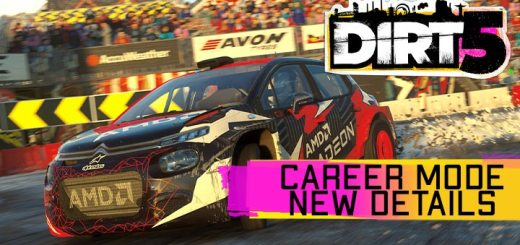 Dirt 5, DiRT 5, XONE, Xbox One, PS4, Xbox X Series, PS5, PlayStation 5, PlayStation 4, EU, Europe, Release Date, Gameplay, Features, price, pre-order now, Codemasters, trailer, screenshots, Asia, North America, Dirt series, Career Mode, update, Career Mode news details