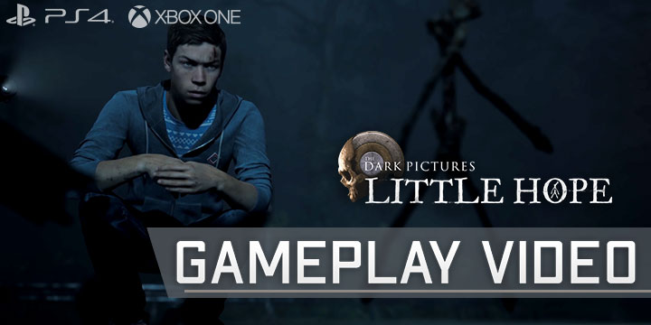 The Dark Pictures Anthology, The Dark Pictures: Little Hope, The Dark Pictures - Little Hope, XONE, Xbox One, Playstation 4, PS4, Europe, release date, features, price, pre-order, Supermassive Games, Bandai Namco, Little Hope, New Gameplay Video, First Look Gameplay