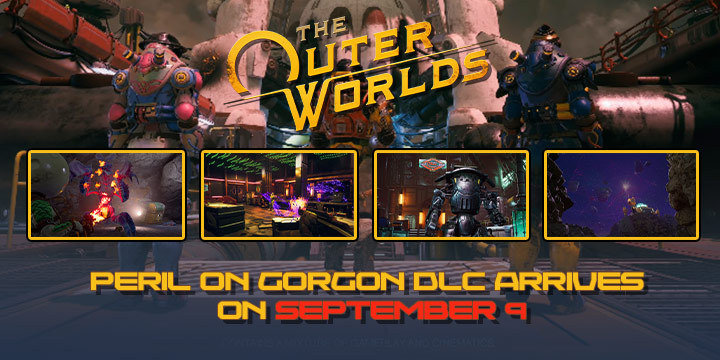 The Outer Worlds, Nintendo Switch, US, Switch, gameplay, features, release date, trailer, screenshots, price, Private Division, Obsidian, Japan, PS4, XONE, PlayStation 4, Xbox One, DLC, Peril on Gorgon