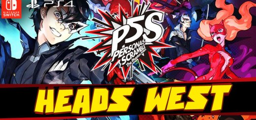 Persona 5 Scramble: The Phantom Strikers, release date, PS4, Switch, PlayStation 4, Nintendo Switch, Japan, Atlus, Koei Tecmo, trailer, news, update, Persona 5, Persona 5 Scramble, PS5: The Phantom Strikers, Western Release