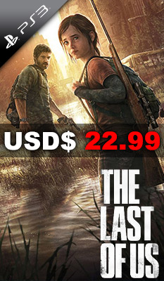 THE LAST OF US Sony Computer Entertainment