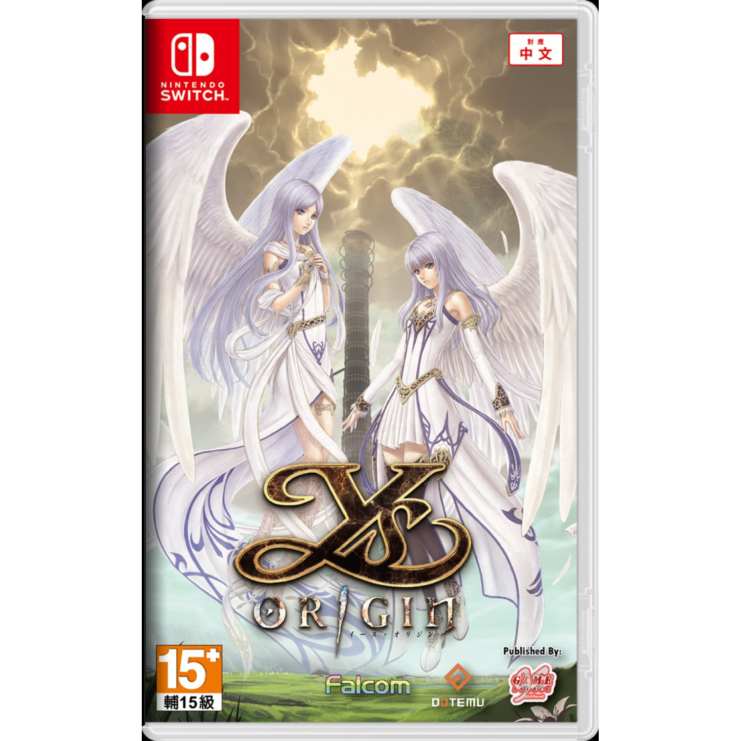 Ys Origin, Ys, Nintendo Switch, Switch, features, gameplay, price, pre-order, physical, English, Asia, multi-language, Game Source Entertainment, Falcom
