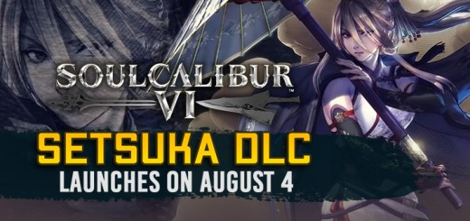 SoulCalibur, SoulCalibur VI, PS4, XONE, PlayStation 4, Xbox One, Us, Europe, Australia, Japan, Asia, update, DLC, Season Pass, Setsuka