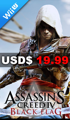 ASSASSIN'S CREED IV: BLACK FLAG Ubisoft