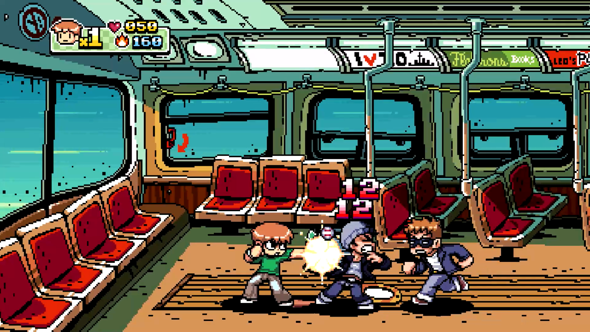 Scott Pilgrim vs. The World: The Game Complete Edition, Scott Pilgrim, PS4, Nintendo Switch, Xbox One, PlayStation 4, PC, Stadia, digital, trailer, release date, screenshots, Ubisoft
