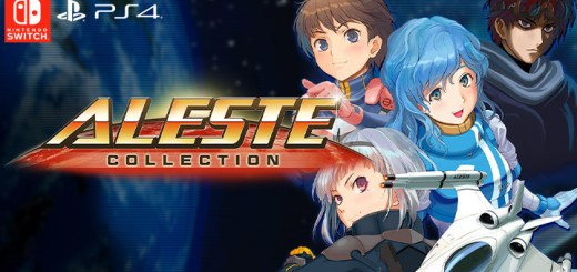 Aleste Collection, PlayStation 4, Nintendo Switch, Japan, PS4, Switch, M2, gameplay, features, release date, price, trailer, screenshots, アレスタコレクション, Galvanic Gunner Aleste, GG Aleste, Power Strike II