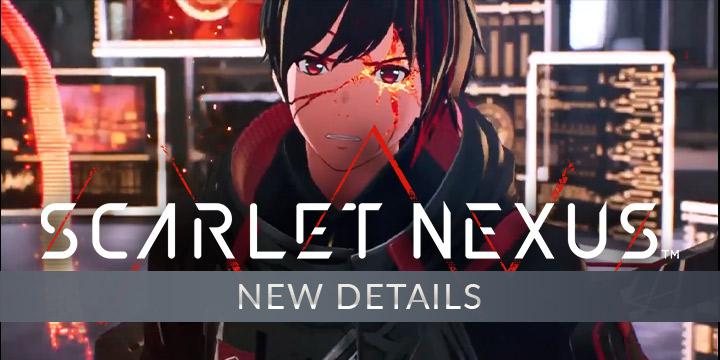 Scarlet Nexus, Bandai Namco, PS4, PlayStation 4, PS5, PlayStation 5, XONE, Xbox One, XSX, Xbox Series X, US, North America, release date, trailer, features, screenshots, pre-order now, New Details on Hanabi, Hanabi Pyrokinesis