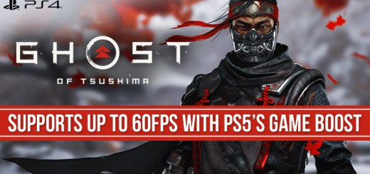 Ghost of Tsushima, Sony Computer Entertainment, Sony, PlayStation 4, US, Europe, PS4, gameplay, features, release date, price, trailer, screenshots, Version 1.1 update, PS5 Game Boost, 60 FPS, Buy Now, North America, Japan, Sucker Punch Productions
