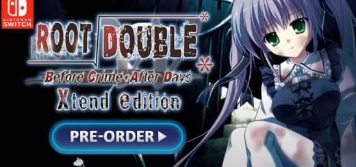 Root Double: Before Crime * After Days - Xtend Edition, Root Double Before Crime After Days Xtend Edition, Root Double Before Crime * After Days Xtend Edition, release date, gameplay, features, price, Nintendo Switch, Switch, trailer, ININ Games, Sekai Games, Regista, Europe