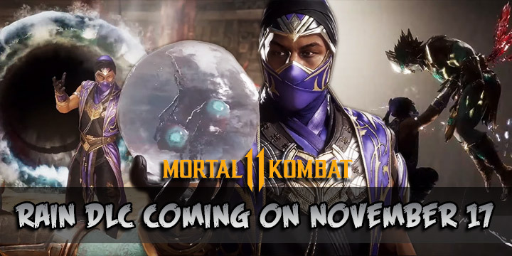 Mortal Kombat, Mortal Kombat 11, PS4, XONE, Switch, PlayStation 4, Xbox One, Nintendo Switch, US, Europe, Asia, update, DLC, trailer, gameplay, expansion, screenshots, Raine