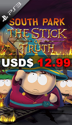 SOUTH PARK: THE STICK OF TRUTH (GREATEST HITS) Ubisoft