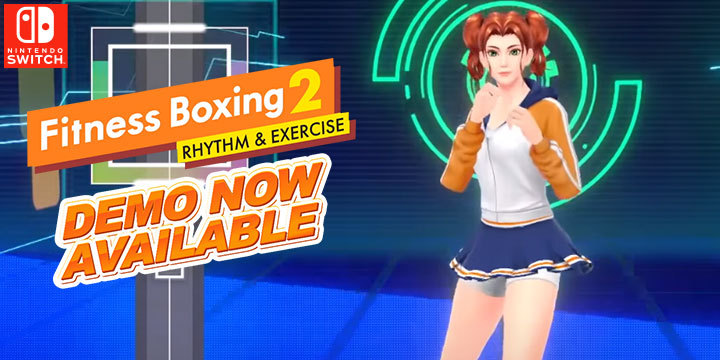 Fitness Boxing, Fitness Boxing 2: Rhythm & Exercise, Fitness Boxing 2, Nintendo Switch, Switch, Japan, gameplay, features, release date, price, trailer, screenshots, demo, US, Europe, Asia