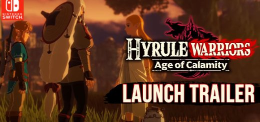 Hyrule Warriors, The Legend of Zelda, Hyrule Warriors: Age of Calamity, Zelda Musou: Yakusai no Mokushiroku, Japan, North America, Europe, Asia, Switch, Nintendo Switch, release date, price, pre-order, features, launch trailer, screenshots, Koei Tecmo, Nintendo, Update
