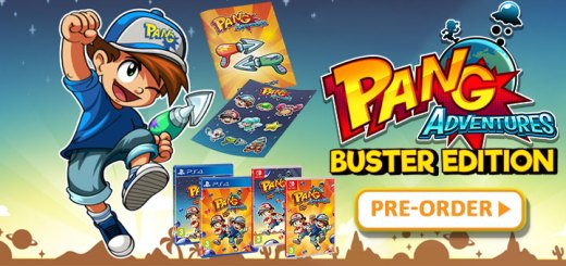 Pang Adventures [Buster Edition], Pang Adventures, Pang Series, Europe, Switch, Nintendo Switch, PS4, PlayStation 4, release date, price, pre-order, features, screenshots, Meridiem Games, Pang Adventures Buster Edition