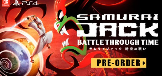 Samurai Jack: Battle Through Time, Samurai Jack - Battle Through Time, Samurai Jack Video Game , PS4, PlayStation 4, Switch, Nintendo Switch, gameplay, features, price, pre-order, Japan, サムライジャック:時空の戦い