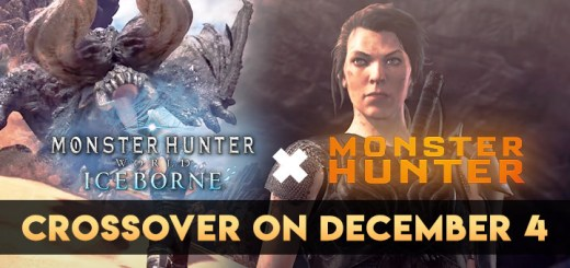 Monster Hunter World: Iceborne Master Edition, Monster Hunter World, Master Edition, PlayStation 4, Xbox One, North America, US, Japan, Asia, Europe, Capcom, update, Australia, update, Monster Hunter Movie