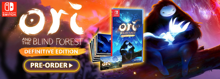 Ori and the Blind Forest, Nintendo Switch, Switch, Definitive Edition, gameplay, features, release date, price, trailer, screenshots, US, Europe