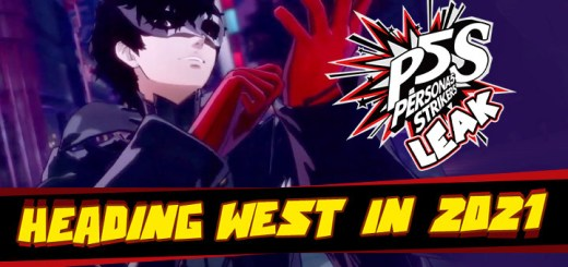 Persona 5, leak, Persona 5 Strikers, Persona 5 Scramble: The Phantom Strikers, PS4, PC, Nintendo Switch, release date, video, trailer, platform, west