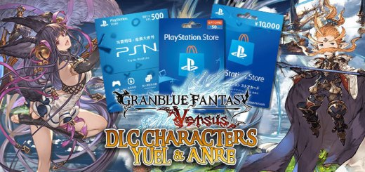 Granblue Fantasy, US, Europe, Japan, release date, trailer, screenshots, XSEED Games, Cygames, update, PlayStation 4, PS4, features, gameplay, DLC, Granblue Fantasy Versus, Yuel, Anre, DLC Character, news, psn card