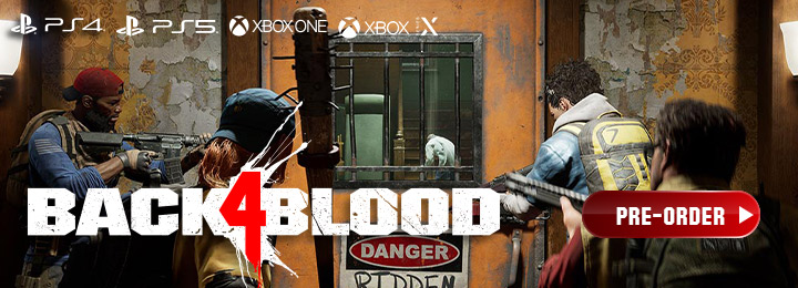 Back 4 Blood, Back For Blood, Back IV Blood, PlayStation 4, PS4, PS5, PlayStation 5, XONE, Xbox One, XSX, Xbox Series X, US, Pre-order, Turtle Rock Studios, Warner Bros. Interactive, gameplay, features, release date, price, trailer, screenshots