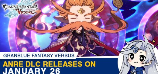 Granblue Fantasy, US, Europe, Japan, release date, trailer, screenshots, XSEED Games, Cygames, update, PlayStation 4, PS4, features, gameplay, update, Granblue Fantasy Versus, DLC, Anre