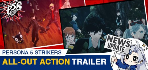 Persona 5, announced, Persona 5 Strikers, Persona 5 Scramble: The Phantom Strikers, PS4, PC, Nintendo Switch, release date, video, trailer, platform, west, Atlus