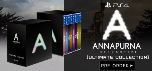 Annapurna Interactive Ultimate Collection, Annapurna Interactive PS4, Annapurna Interactive: Ultimate Collection, PS4, PlayStation 4, iam8bit, pre-order, price, Europe, Annapurna, Ultimate Edition