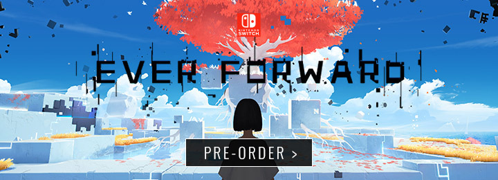 Ever Forward, Nintendo Switch, Switch, PM Studios, US, gameplay, features, release date, price, trailer, screenshots