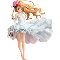 TORADORA! 1/7 SCALE PRE-PAINTED FIGURE: TAIGA AISAKA WEDDING DRESS VER. Chara-Ani