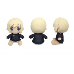 THE 501ST UNIFICATION BATTLE WING STRIKE WITCHES ROAD TO BERLIN OSUWARIKKO PLUSH: HARTMANN Tapioca