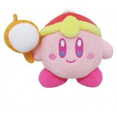 KIRBY'S DREAM LAND KIRBY MUTEKI! SUTEKI! CLOSET PLUSH: CHARACTER COSTUME (KING DEDEDE) San-ei Boeki
